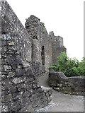 J1811 : The main gate of King John's Castle at Carlingford by Eric Jones