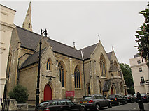 TQ2878 : St Michael's, Chester Square by Stephen Craven