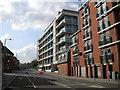 SK5740 : Huntingdon Street near King Edward Street by Richard Vince