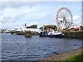 ST1974 : Porth Teigr, Cardiff Bay by David Dixon
