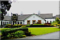 R3870 : Dromoland Castle Grounds - Golf & Tennis Service Centre by Suzanne Mischyshyn