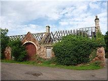 NT6578 : Rural East Lothian : The South Range, West Barns Farm by Richard West