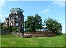 NT2570 : Royal Observatory building, Blackford Hill by kim traynor