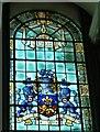 SD4861 : Ashton Memorial - Arms of Lancaster by Rob Farrow