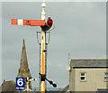 C7736 : Somersault signal, Castlerock station (3) by Albert Bridge