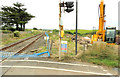 C7835 : Barmouth level crossing near Castlerock (2012-4) by Albert Bridge