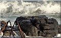 C8138 : Atlantic waves, Portstewart (1) by Albert Bridge