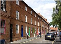 SK7954 : Wilson Street  by Alan Murray-Rust