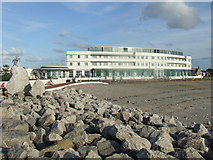 SD4264 : Midland Hotel, Morecambe by Malc McDonald