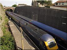 SX9473 : Trains at Teignmouth by Derek Harper