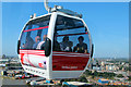 TQ3979 : Hello London, Emirates Airline Cable Car by Oast House Archive