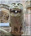NT2763 : Rosslyn Chapel - Gargoyle by Rob Farrow