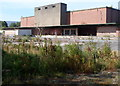 ST3094 : Derelict former cold stores, Llantarnam, Cwmbran by Jaggery
