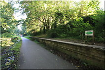 SY6778 : Rodwell Station by John Stephen