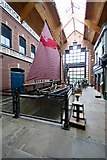 TA2609 : National Fishing Heritage Centre, Grimsby by Dave Hitchborne