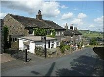 SE0323 : Well Head Lane, Sowerby by Humphrey Bolton