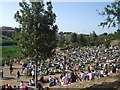 TQ3785 : Park Live - Olympic Park by Paul Gillett
