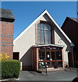 SO4382 : St Andrews Community Church, Craven Arms by Jaggery