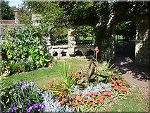 TQ4109 : Southover Grange from Southover Grange Gardens by Marathon