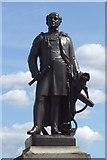TF4066 : Sir John Franklin, Spilsby by Dave Hitchborne