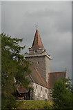 NO2694 : Crathie Parish Church by Alexander P Kapp