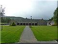 NO2693 : Royal Lochnagar Distillery by Alexander P Kapp