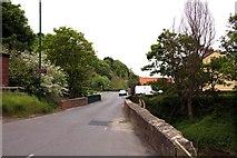 NZ7119 : Mill Lane crosses Kilton Beck by Steve Daniels