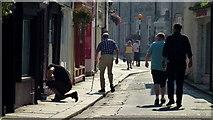 SW8244 : Street scene; Truro by Jonathan Billinger