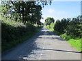 SJ4956 : Bolesworth Road near Tattenhall by Jeff Buck
