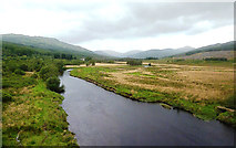 NN3825 : The River Fillan by Mary and Angus Hogg