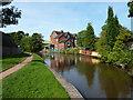 SJ8934 : Trent & Mersey Canal by Richard Croft