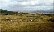NN4259 : Rannoch Moor View by Mary and Angus Hogg