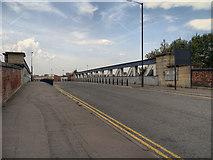 SJ8297 : Prince's Bridge, Manchester by David Dixon