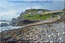 SW3531 : Cape Cornwall by Ashley Dace