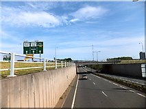 NT1772 : Underpass for A8 at Gogar by David Smith