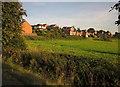 SJ9421 : Housing by the Penk valley by Derek Harper