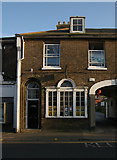 "TR3752 : ""Kent Messenger"" offices, Queen Street, Deal by Jim Osley"