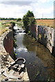 TF3589 : Louth Canal, Willows Lock by Chris