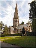 TQ1450 : Ranmore Church (St Barnabas) by David Dixon