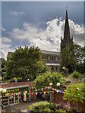 TQ1649 : St Martin's Church, Dorking by David Dixon