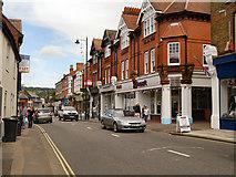 TQ1649 : High Street, Dorking by David Dixon