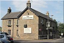 SK2572 : The Rutland Arms, Baslow by J.Hannan-Briggs