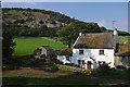 SD4576 : Arnside Tower Farm by Ian Taylor