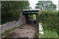 SD4677 : Railway bridge near Arnside by Ian Taylor