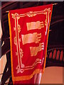 NJ9406 : Aberdeen City Flag by Colin Smith