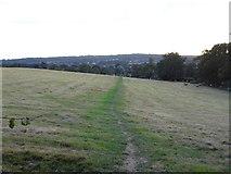 TQ1293 : Merry Hill looking towards Carpenders Park by David Howard