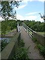 SK8055 : Fiddler's Elbow Bridge - 1  by Alan Murray-Rust