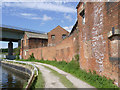 SK8055 : Former Chemical Manure factory  by Alan Murray-Rust