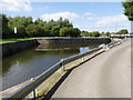 SK8055 : Elbow at Nether Lock  by Alan Murray-Rust