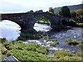 SH7961 : Pont Fawr Llanrwst by Richard Hoare